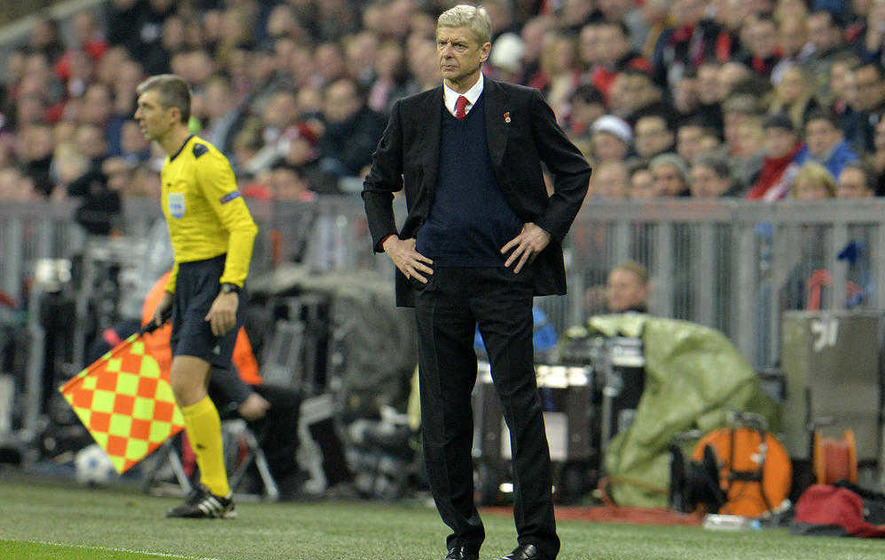 Wenger believes injury-hit Arsenal can bounce back from Bayern Munich humbling