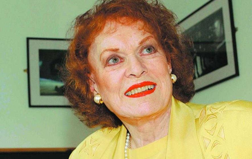 Screen legend Maureen O'Hara to be laid to rest beside late husband
