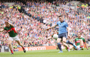 Gaelic football: Top three well in front of the chasing pack