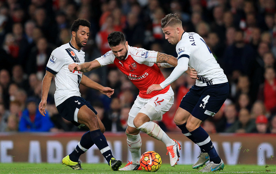 Mixed emotions for Wenger as Arsenal share spoils with Spurs