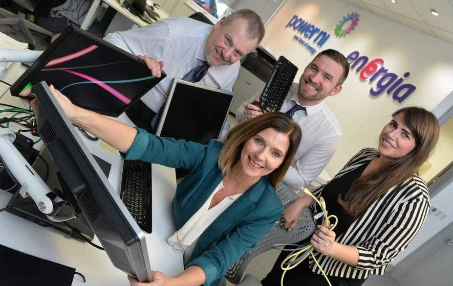 Energy firm Viridian creating 35 jobs in £20m IT investment
