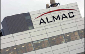 Almac investing £16m in first centre in England