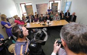 Ballymurphy Massacre probe rejected by assembly