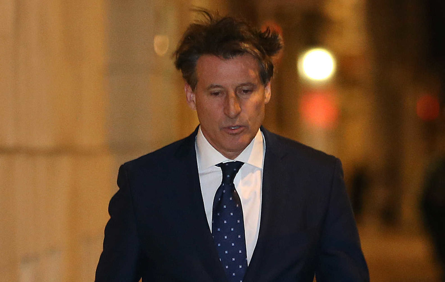 Sebastian Coe recognises the reputation of athletics is on line