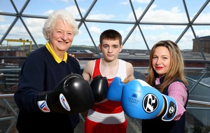 Athletes benefit from Mary Peters Trust podium scheme