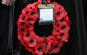 Ulster Rugby holds remembrance service amid poppy row