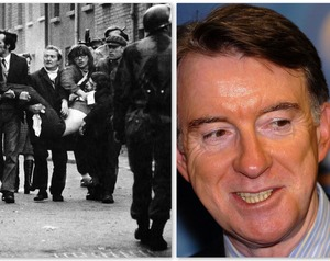 Bloody Sunday: Mandelson warns of 'perils in going back into history'