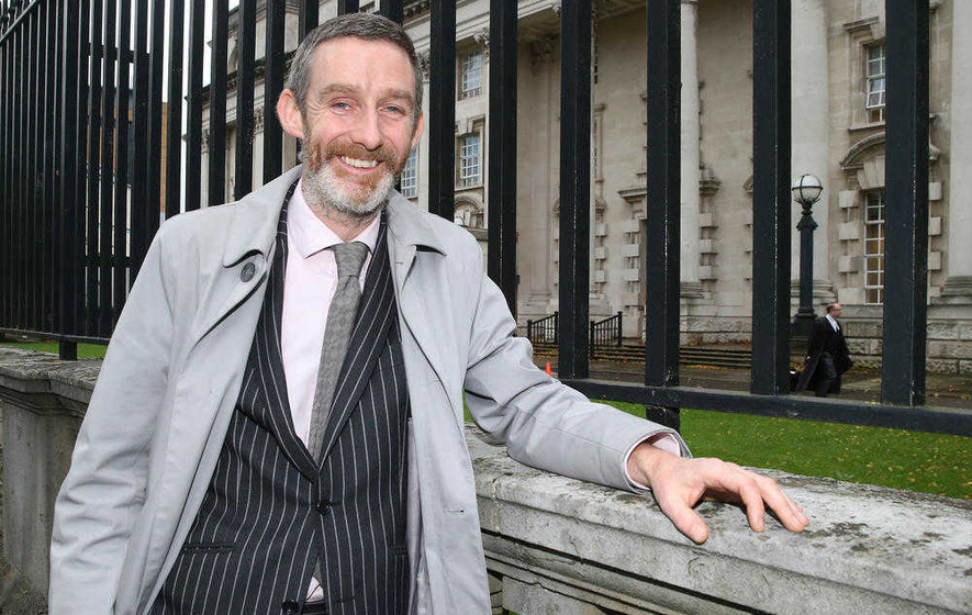 Belfast barrister decides not to go straight