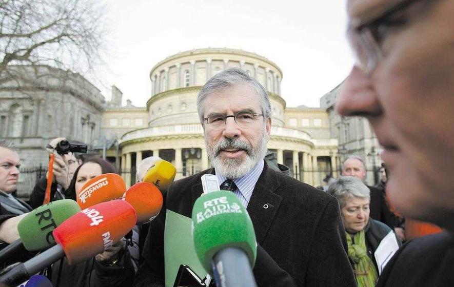 Book reviews: Well-timed assessment of Sinn Féin journey