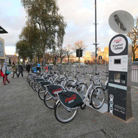 New Belfast Bikes docking stations unveiled