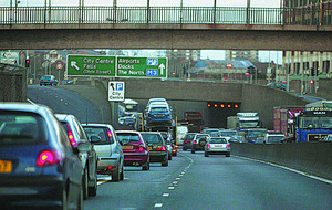 'One to two accidents a week' at new motorway interchange
