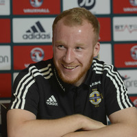 Liam Boyce excited about getting his own sticker for Euros