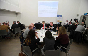 Arts organisations meet DCAL committee to discuss cuts