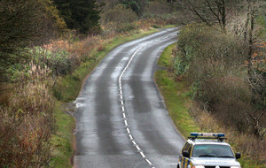 Search for suspect bomb in Co Derry continues
