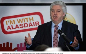 Analysis: All eyes on Armagh and future of SDLP