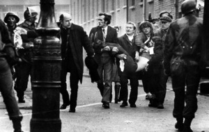 Ex-paratroopers request arrest order over Bloody Sunday questioning