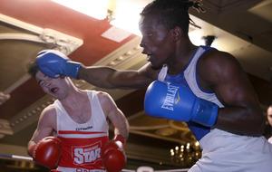 Bernaldo Marime takes split win over tough Matthews