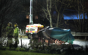 Two dead and two critical after separate road crashes
