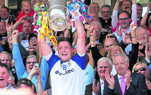McManus scoops top footballer gong at Ulster Writers awards