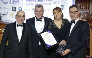 Irish News' GAA coverage scoops top marketing award