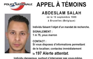 Manhunt underway for Paris suspect amid reports of three brothers involved in attacks