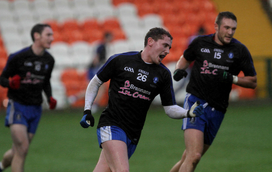Dan Gordon hits top form as Loughinisland take down Doohamlet