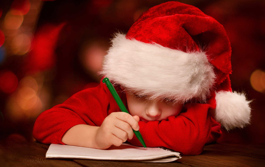 Letters to Santa reveal top ten Christmas toys