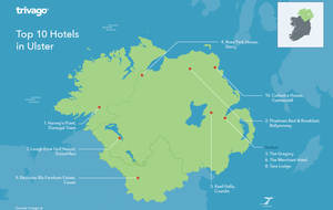 Donegal hotel rated the best in Ireland by Trivago