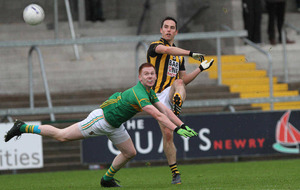 Kernan enjoying every second of Ulster club run