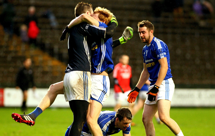 The last line for Rory Beggan is Scotstown success in Ulster