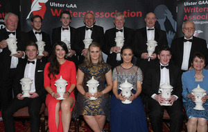 Ulster's national conquests of 2015 on display in Bundoran