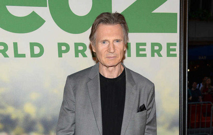 Liam Neeson reveals 20lb weight loss for new movie role