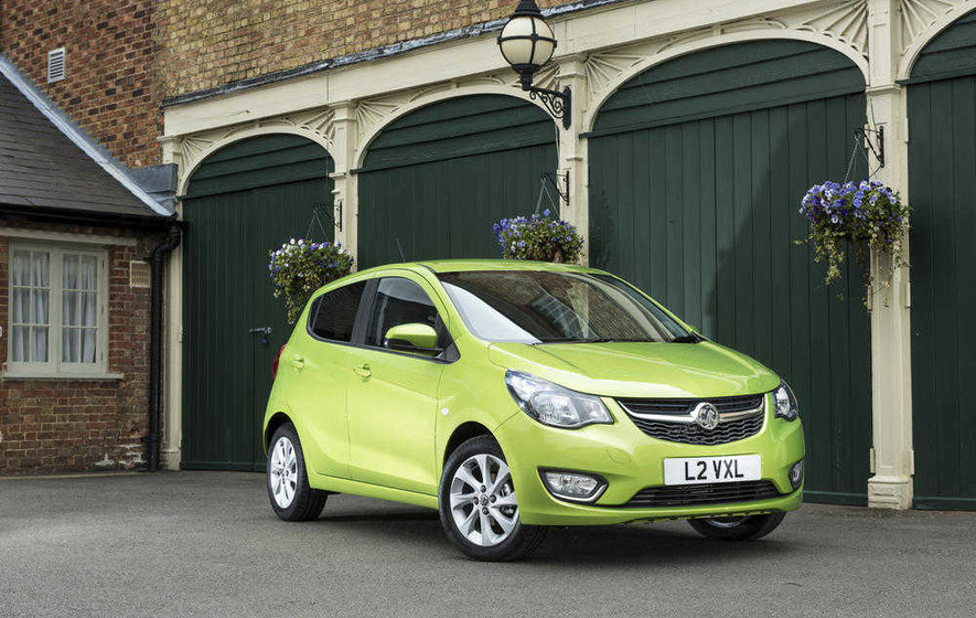 Viva revival as Vauxhall targets Aygo, Up and Celerio