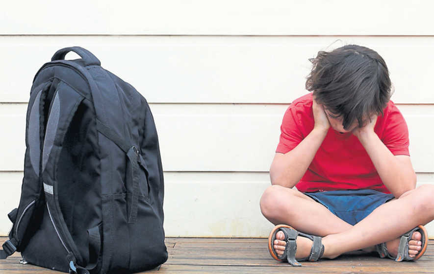 Kids shouldn't be left to suffer bullying in silence