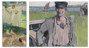 Yeats and Lavery paintings expected to fetch £1million