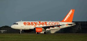 EasyJet's Belfast passenger numbers soar to 3.7m