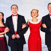 Get in the festive spirit with White Christmas