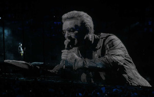U2 bring call for justice for 1974 bombing victims to Dublin