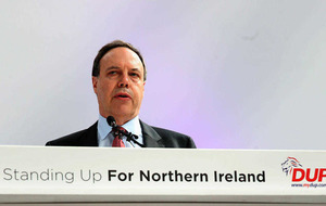 Dodds and Foster double act to head DUP