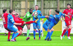 Ballinamallard boss calls for end to racial abuse of Alvin Rouse
