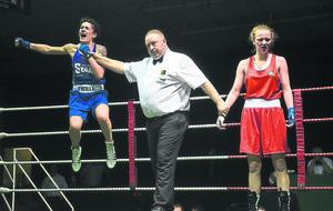 Boxing: Shauna O'Keeffe earns crack at Katie Taylor
