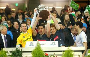 International Rules: Flying start decisive for Ireland