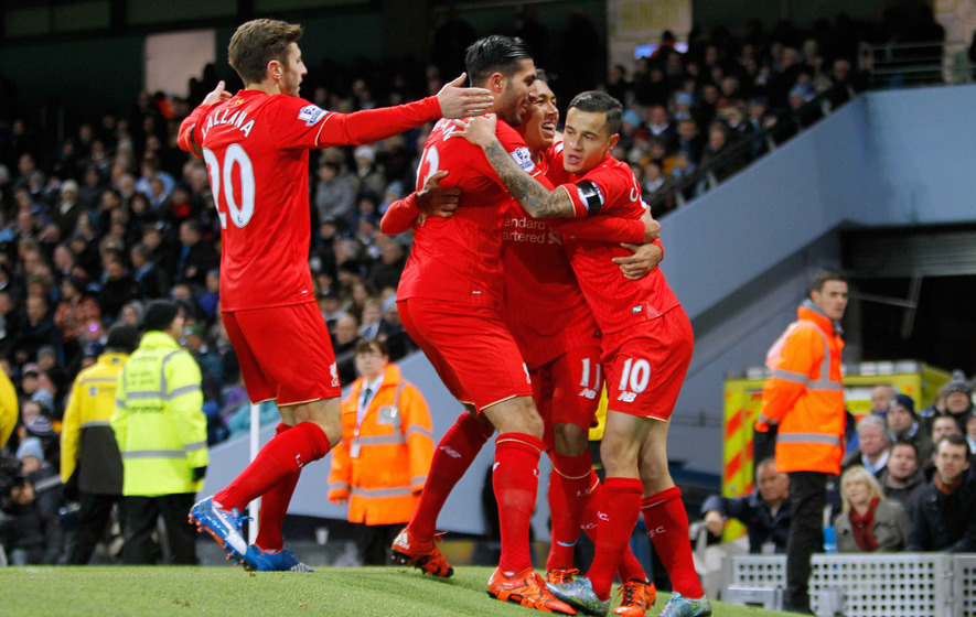 James Milner hails 'outstanding' Liverpool rout of Man City