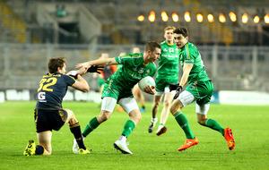 International Rules: Brogan basks in 'amazing feeling'
