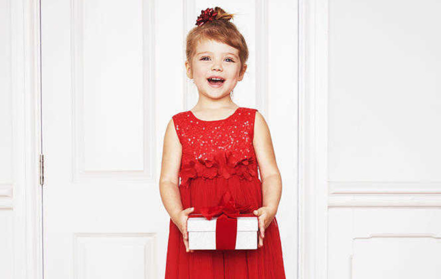 childrens fashion kids christmas wear
