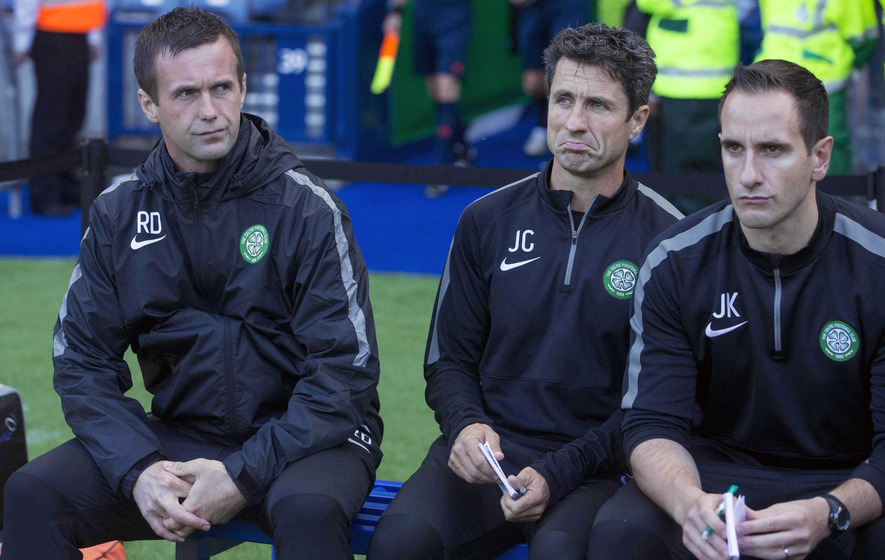Celtic can score against 'brittle' Ajax says Pat Bonner