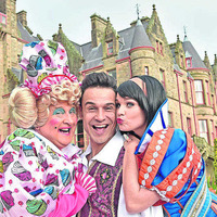 This year's panto season a tale of two Dames