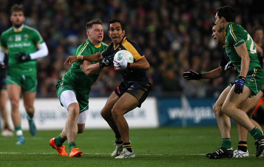 Philly McMahon positive about future of International Rules