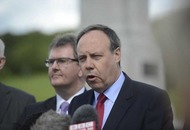 Nigel Dodds has said DUP can't be led from Westminster
