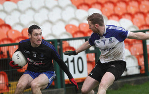 Loughinisland 'underdogs' against Bundoran says Johnston